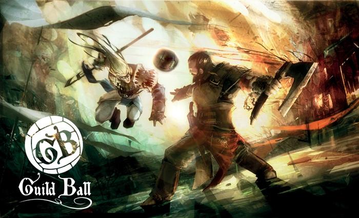 Image result for Guild Ball