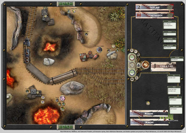 VASSAL game 21st Aug